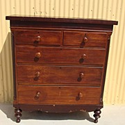 American Antique Furniture American Antique Chest Of Drawers Antique Dresser Antique High Boy