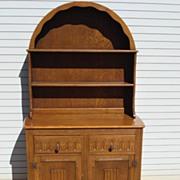 Vintage English Welsh Dresser English Cabinet English Furniture