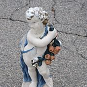 Vintage American Yard Statue Garden Art Architectural Statue