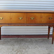 American Antique Sideboard Server maple Antique Furniture