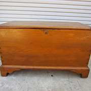 American Antique Chest Trunk Antique Bedroom Furniture Blanket Chest