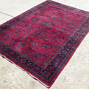 SOLD Antique Persian Rug Antique Oriental Carpet Antique Rugs Carpets