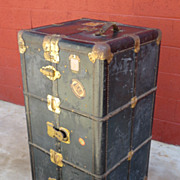 Antique Steamer Trunk Antique Trunk Antique Chest