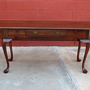 American Console Table Sofa Table Drop Leaf Table