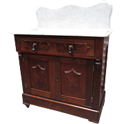 Antique Cabinet Antique Stand Antique Washstand American Antique Victorian Furniture