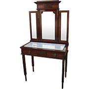 French Antique Vanity French Antique Dressing Table Antique Furniture
