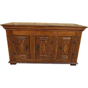 Spanish Antique Chest Antique Cabinet Antique Stand Antique Furniture