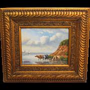 Framed Oil Painting Framed Picture