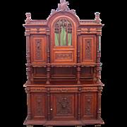 French Antique Hutch Antique Buffet Antique Cabinet Antique Furniture