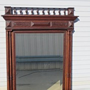 SOLD French Antique Wall Mirror Pier Mirror Hall Mirror French Antique Furniture