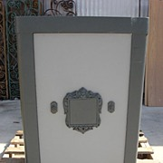 French Antique Safe