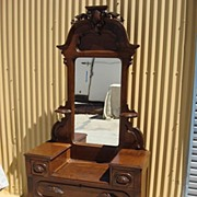 Antique Furniture American Antique Victorian Dresser Antique Bedroom Furniture