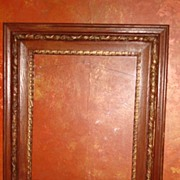 Beautiful Original American Victorian Antique Picture Frame