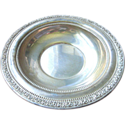 Vintage Sterling Silver Bowl by Wallace