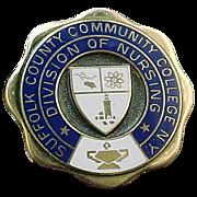 10k Suffolk County Community College Nursing Pin