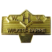 10k Gold Wyoming Valley Hospital Wilkes-Barre Nursing Pin