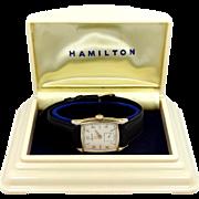 1948 Man's Bulova 17 Jewel Watch with Original Box