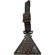 Osgood and General - Hercules Watch Fob