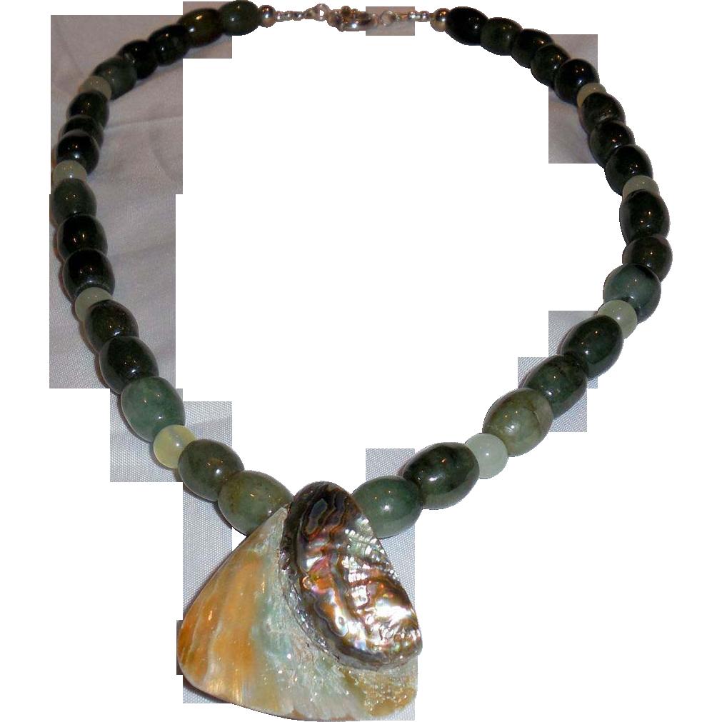 Green Jasper Necklace | Arden Jewelry Design  |Green Jasper Jewelry