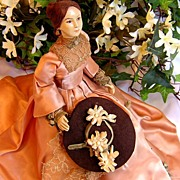 Vintage: Artist Mary Pala Character Doll