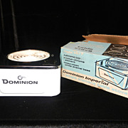 SALE Vintage Dominion Imperial Hot Plate