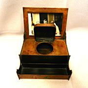 Vintage 1920's K & Co. Copper Ink Well
