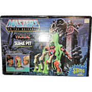 SOLD Vintage Mattel Masters of the Universe Slime Pit Toy