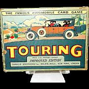 Vintage Parker Brothers Automobile Card Game