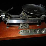 SOLD Vintage Eastman Kodak Studio Photo Scales- 1920-40's