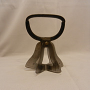 SOLD Primitive Kitchen Food Chopper or Apple Slicer