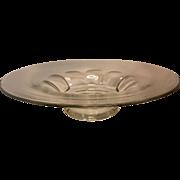 SALE Vintage Baccarat Harcourt Pattern Bowl