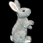 Rabbit Cast Iron Door Stop