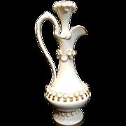 Vintage Irice Ewer Perfume Bottle