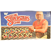 Vintage World Wrestling Federation's Superstars Board Game