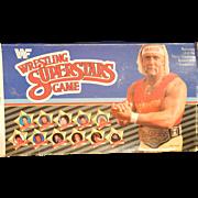Vintage World Wrestling Federation's Superstars Board Game