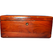 Vintage Miniature Cedar Chest by Lane