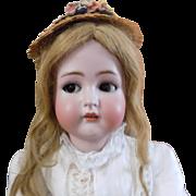 "30"" Antique German Simon & Halbig Kammer & Reinhardt Doll Flirty Eyes"