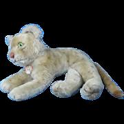 Steiff Junglowe (Lion Cub) Cat