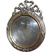 French Antique French Mini Picture Frame