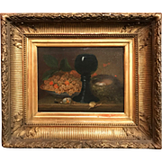 George E. Forster Still Life Painting 1863