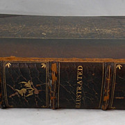 "1901 ""The Book of Sport"" by William Patten Grand Luxe Edition"
