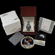 SOLD Omega Speedmaster Apollo XI Ltd Edition Chronograph with Thomas P. Stafford Certificate