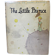 SOLD Rare Book - The Little Prince by Antoine de Saint-Exupery 1st Edition