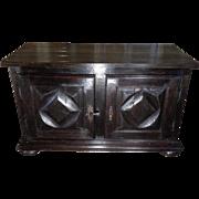SALE 17th Century Antique French Louis XIV Period Oak Buffet
