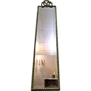 SOLD French Antique Louis XVI Style Mirror