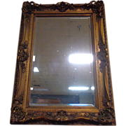 SALE Antiques French Rococo Style Mirror