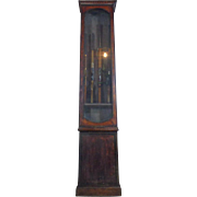 SALE 19th Century Antique French Louis Philippe Period Pine Gun Cabinet