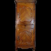 SALE 18th Century Antique French Louis XV Period Bonnetiere