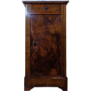 SALE 19th Century Antique French Louis Philippe Period Nightstand