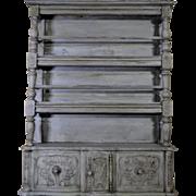 SALE 19th Century Antique French Louis XV Style Vaisselier